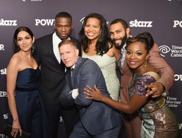 """Power"" Season Two Series Premiere - Arrivals"