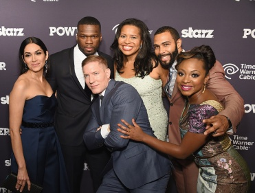 """Power"" Season Two Series Premiere - Arrivals"